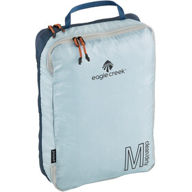 Eagle Creek Pack-It Specter Tech Clean/Dirty Cube M indigo blue